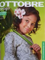 Ottobre Kids fashion Лето 3/2018